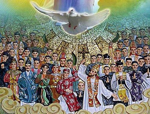 Sức mạnh Đức Tin - Các Thánh TĐVN