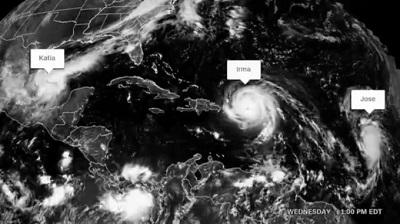 Siêu bão, động đất, cháy rừng - sự nổi giận khó lường của thiên nhiên