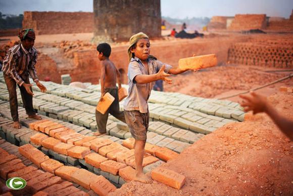 Tệ nạn trẻ em lao động trên thế giới