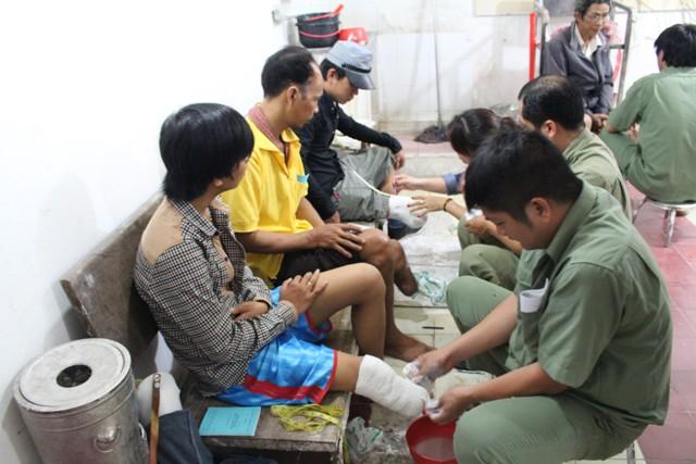 Caritas Sài Gòn: lắp rắp chân giả cho 13 người có hoàn cảnh khó khăn