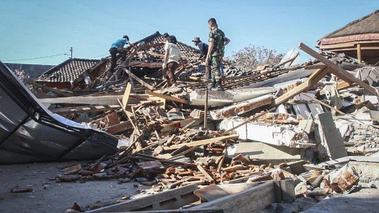 Đức Thánh Cha Phanxicô chia buồn với Indonesia về thiệt hại do động đất
