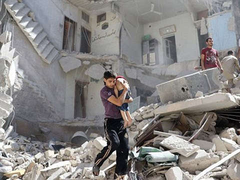 Tận hiến Aleppo cho Đức Mẹ Fatima