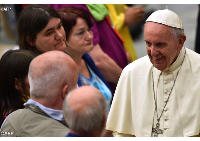Người nghèo là kho tàng cùa Giáo Hội