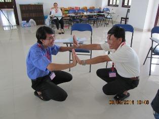 Ban HIV của Caritas Việt Nam: Khóa Emmaus V