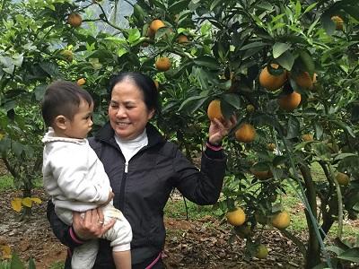 Caritas Việt Nam và Caritas Bắc Ninh thăm dự án phát triển cộng đồng tại Tân Bình và Yên Thịnh – Tuyên Quang