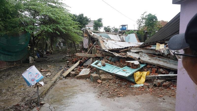 Thư Uỷ Lạo và Kêu Gọi Cứu Trợ lũ lụt 12-2016