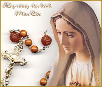 Mẹ Mân Côi, Mẹ Hòa Bình