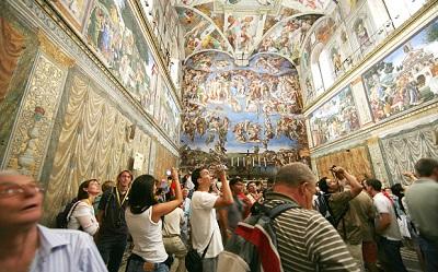 Các nghệ sĩ cử hành Ngày nghệ thuật thánh Phanxicô