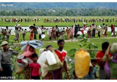 Giáo Hội Philippines ủng hộ việc đón tiếp người tị nạn Hồi giáo Rohingya