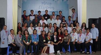 """Caritas Việt Nam: khoá tập huấn """"Kỹ Năng Tham Vấn"""""""