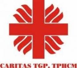 Caritas TGP TP. HCM hướng về miền Trung thân yêu