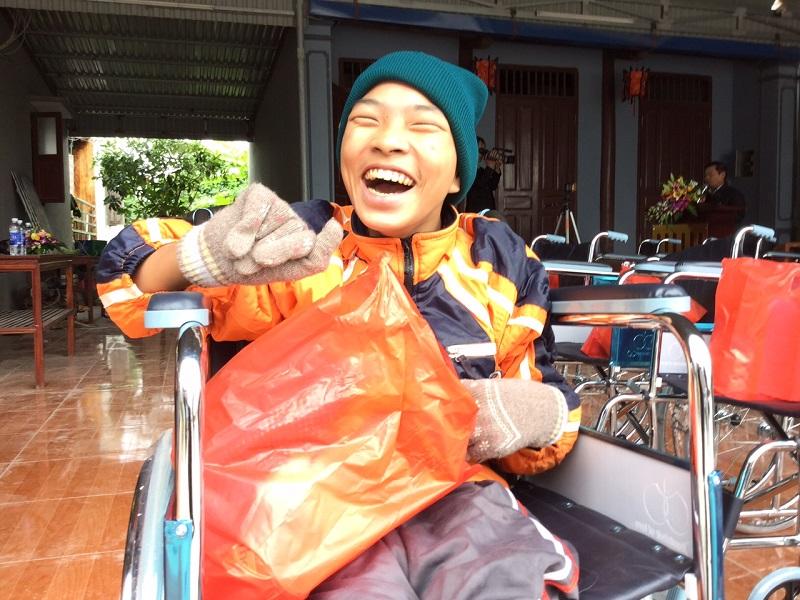 Caritas Hà Nội – Tổng kết đợt trao tặng 200 chiếc xe lăn tình thương