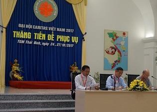 Dấu Ấn Đại Hội Caritas Việt Nam 2017