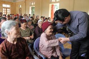 Caritas Hải Phòng thăm bệnh nhân phong Chí Linh – Hải Dương
