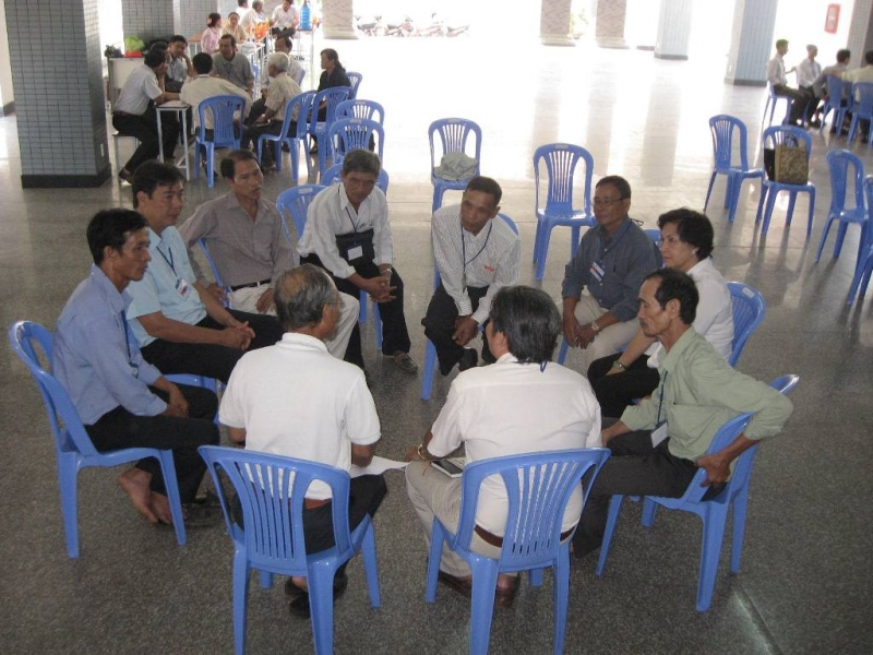 Training for collaborators on CBR