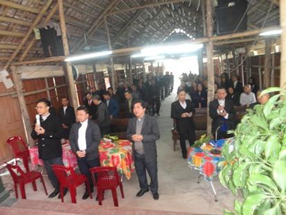 Lễ ra mắt Caritas Giáo xứ Lục Phương