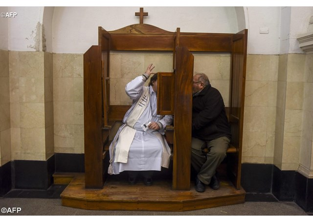 Gương phục vụ trung thành của linh mục 97, dù những hiểm nguy