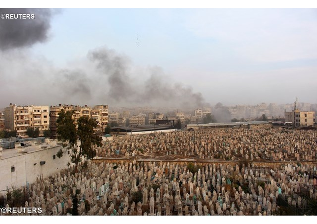 Cuộc đời phục vụ các bệnh nhân ở Aleppo, Siria, của sơ Marguerite Slim
