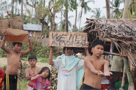 Các giám mục kêu gọi minh bạch trong việc sử dụng quỹ cứu trợ siêu bão Haiyan
