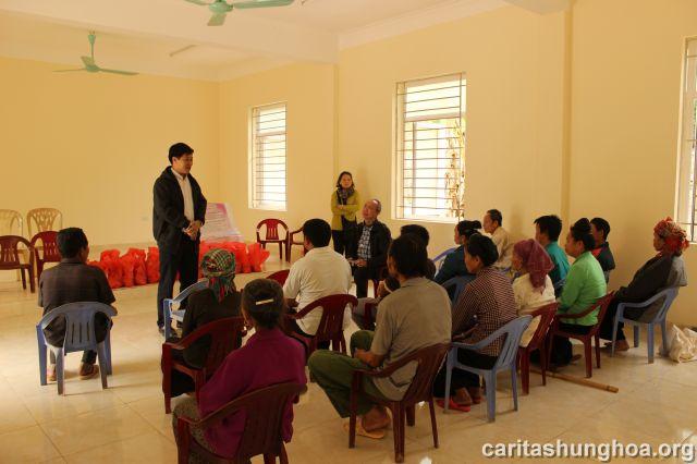 Hành trình viếng thăm giáo xứ Điện Biên và tặng quà tết cho bệnh nhân Phong tại trại phong K10 Điện Biên