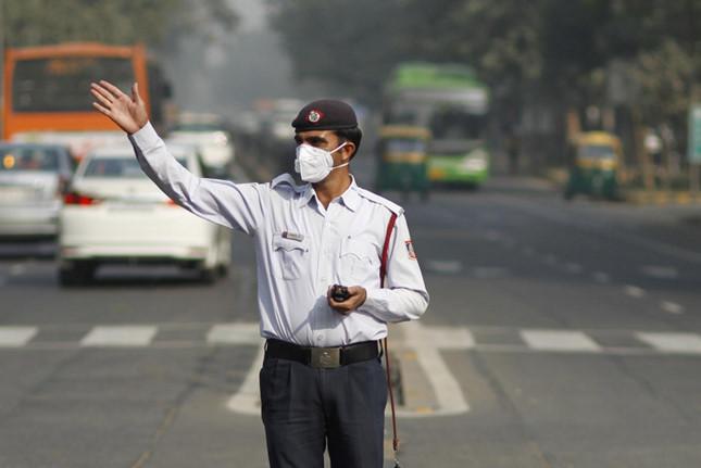Ô nhiễm không khí tại Ấn Độ và Trung Quốc