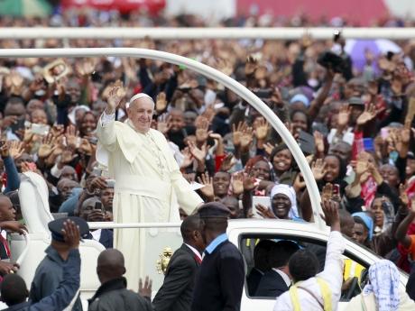 Đức Giáo Hoàng kêu gọi các nhà lãnh đạo Kenya làm việc trong sáng vì thiện ích chung