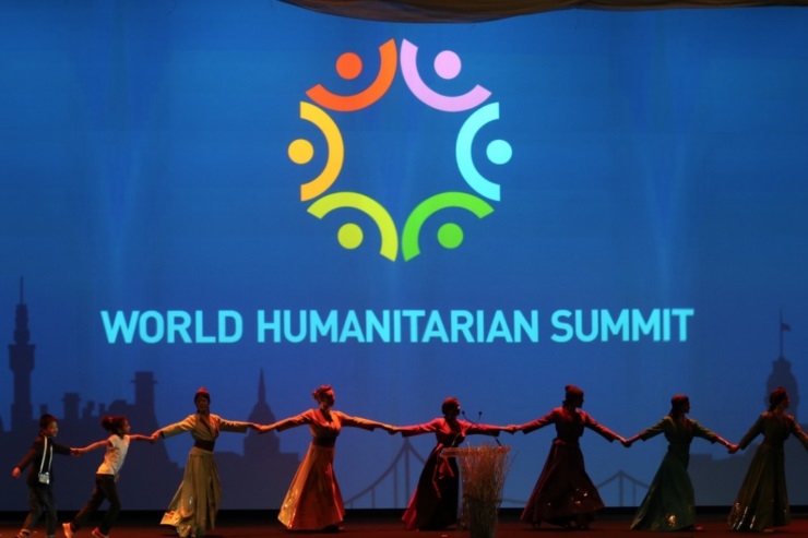 Thông điệp của Đức Thánh Cha gửi Hội nghị Thượng đỉnh Thế giới về Nhân đạo