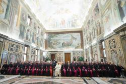 Đức Thánh Cha khuyến khích chuẩn bị Hội nghị Thánh Thể quốc tế thứ 51