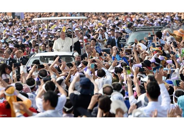 Nam hàn xin Đức Thánh Cha làm trung gian hòa giải và thống nhất Triều tiên