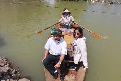 Caritas Hà Nội: cứu trợ đồng bào vùng lũ lụt thuộc Tổng Giáo phận Hà Nội