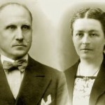 Đời sống gia đình gương mẫu của ông bà Ulisse e Lelia Amendolagine