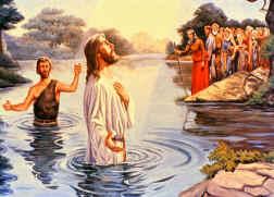 Thời Đại Ân Sủng - Lễ Chúa Giêsu Chịu Phép Rửa