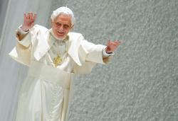 Đức Thánh Cha Biển Đức 16 sẽ chủ sự lễ tro tại Vatican
