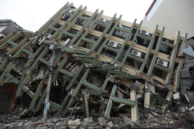 Earthquakes cause extreme difficulties for those affected by disability