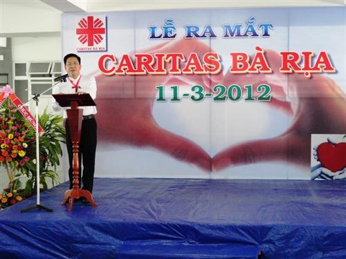 Caritas Bà Rịa - Một Chặng Đường