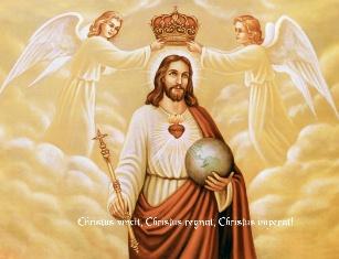 Đức Kitô, Vua Niềm Tin