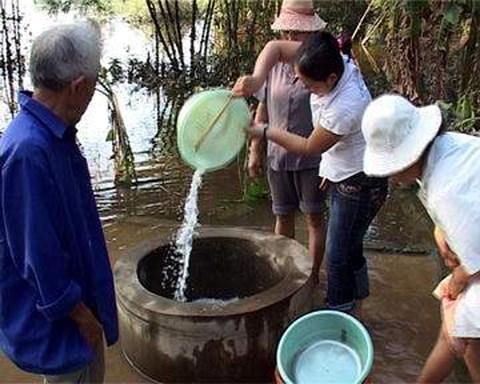 Hóa chất xử lý nước - Hóa chất dùng xử lý nước sau lũ