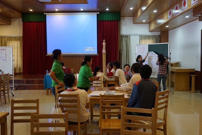 """Caritas Việt Nam: Khai giảng khoá tập huấn """"Lập kế hoạch và quản lý dự án"""""""