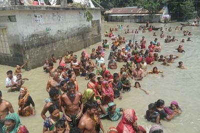 Lũ lớn nhất bốn thập kỷ tàn phá Bangladesh