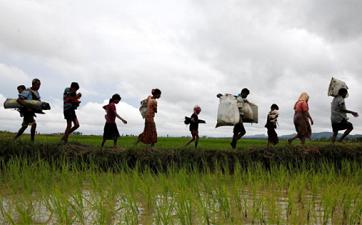 Xung đột leo thang tại miền Tây Myanmar, gần 400 người thiệt mạng