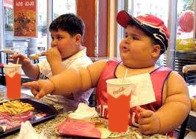 Con số trẻ em bị bệnh mập phì trên toàn thế giới đã tăng gấp hơn 10 lần