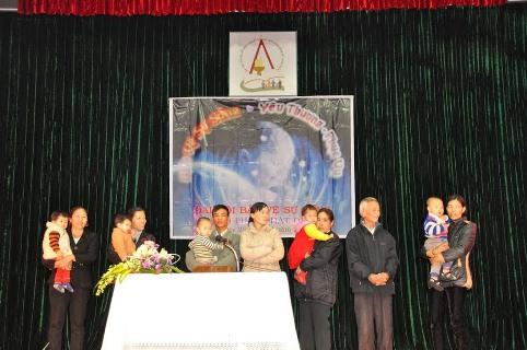 Đại hội Bảo vệ sự sống giáo phận Phát Diệm 2015