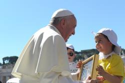 Pope Calls Child Labor a Disgusting Phenomenon