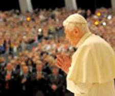 Ngày Quốc Tế cho Người Khuyết Tật: Lời kêu gọi của ĐTC Benedict XVI