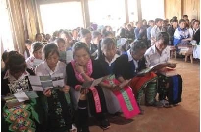 Caritas Việt Nam: Truyền Thông Phòng Chống Buôn Người tại vùng Tây Bắc