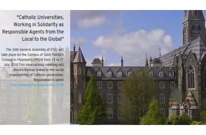 Đại hội thứ 26 của Liên hiệp quốc tế các Đại học Công Giáo