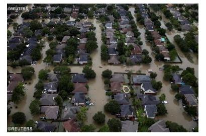 Đức tin hướng dẫn hành động bác ái giúp nạn nhân bão lụt của Jim McIngvale
