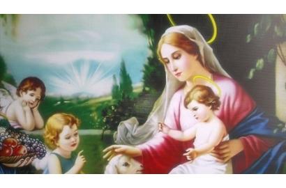 Hồng Ân Cao Vời  Lễ Mẹ Thiên Chúa