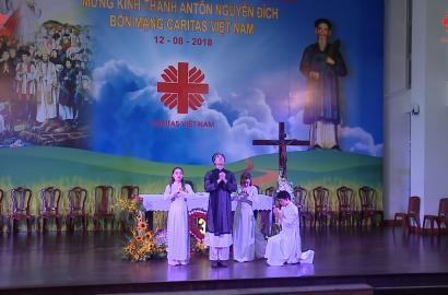 Caritas Việt Nam: Mừng lễ  Bổn Mạng 2018