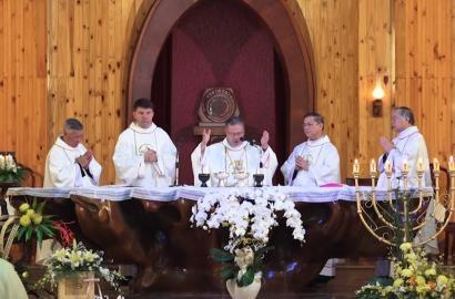 Caritas Việt Nam: Thánh lễ Khai mạc Hội nghị thường niên 2018